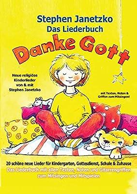 Danke Gott 20 Schöne Neue Lieder Für Kindergarten