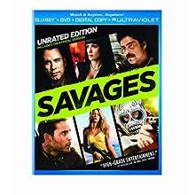 Savages [Blu-ray] (2012)