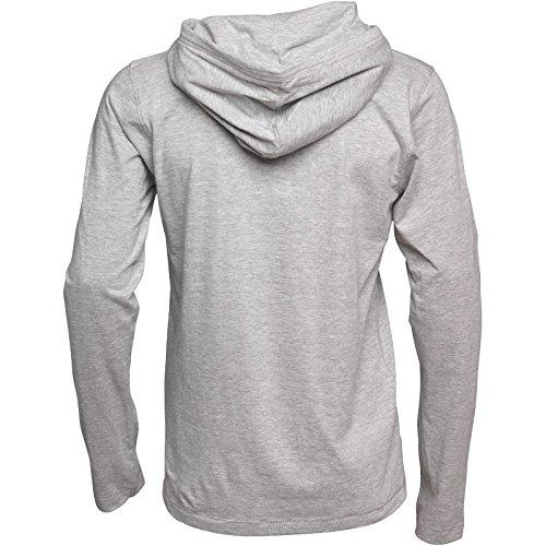 Para la práctica de gris-de color blanco de Sneazy de la Polinesia francesa de conexión Mackbook a sudadera con capucha de gris: Amazon.es: Ropa y ...
