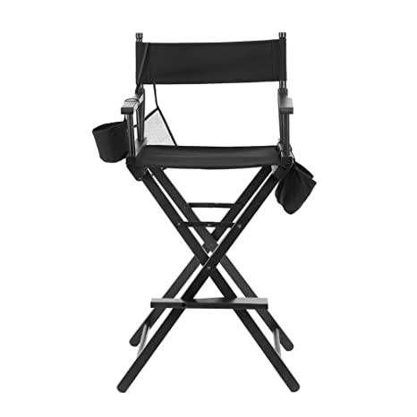Amazon.com: Makeup Artist/Director Chair with Cup Holder ...