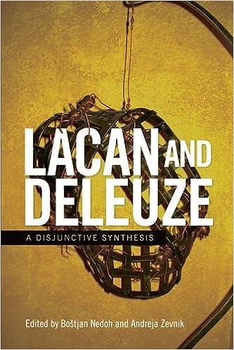 Amazon lacan and deleuze a disjunctive synthesis lacan and deleuze a disjunctive synthesis 1st edition fandeluxe Gallery