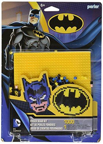 Dc Bead - Perler Beads Batman 1000 Beads Activity Kit