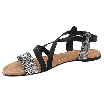 e5d66111b6111 Amazon.com: Women's Snakes Shoes Clearance Sale, NDGDA Ladies Flats ...