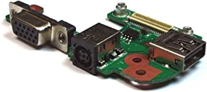 Power4Laptops Replacement Laptop DC Jack Socket for Dell Inspiron 15R N5110