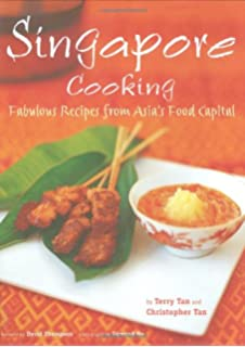 Buy the food of singapore simple street food recipes from the lion singapore cooking fabulous recipes from asias food capital forumfinder Gallery