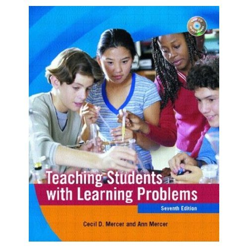 Teaching Students with Learning Problems 7th Edition (Book Only)