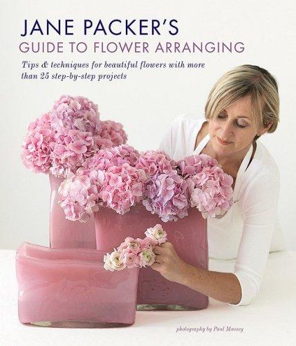 Jane Packers Guide To Flower Arranging Easy Techniques For Fabulous Packer Paul Massey Jo Barnes 0694055011496 Amazon