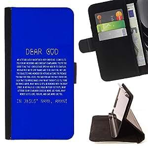 Momo Phone Case / Flip Funda de Cuero Case Cover - BIBLIA Dios mío!; - Samsung Galaxy Note 4 IV