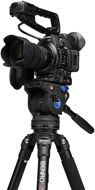 Benro A373fbv6h Aluminium Videostativsatz Kamera