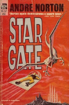 Star Gate by Andre Norton science fiction and fantasy book and audiobook reviews