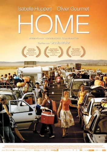 Amazon.com: Home Movie Poster (27 x 40 Inches - 69cm x 102cm) (2008) German  -(Isabelle Huppert)(Olivier Gourmet)(Adélaïde Leroux)(Madeleine Budd):  Prints: Posters & Prints