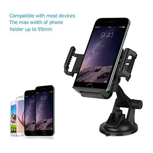 EC-Technology-Car-Mount-Car-Holder-Windshield-Dashboard-Universal-Car-Cradle-for-GPS-iPhone-6-Plus-5s-5c-4s-Samsung-Galaxy-S6-S6-Edge-S5-S4-S3-Note-4-3-etc