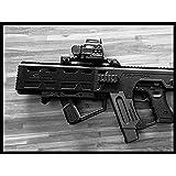 SRU Glock PDWハンドガードエクステンション