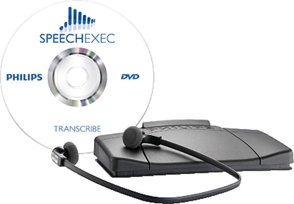 Philips Speechexec Transcription Set 7177 Lfh7177 Elektronik