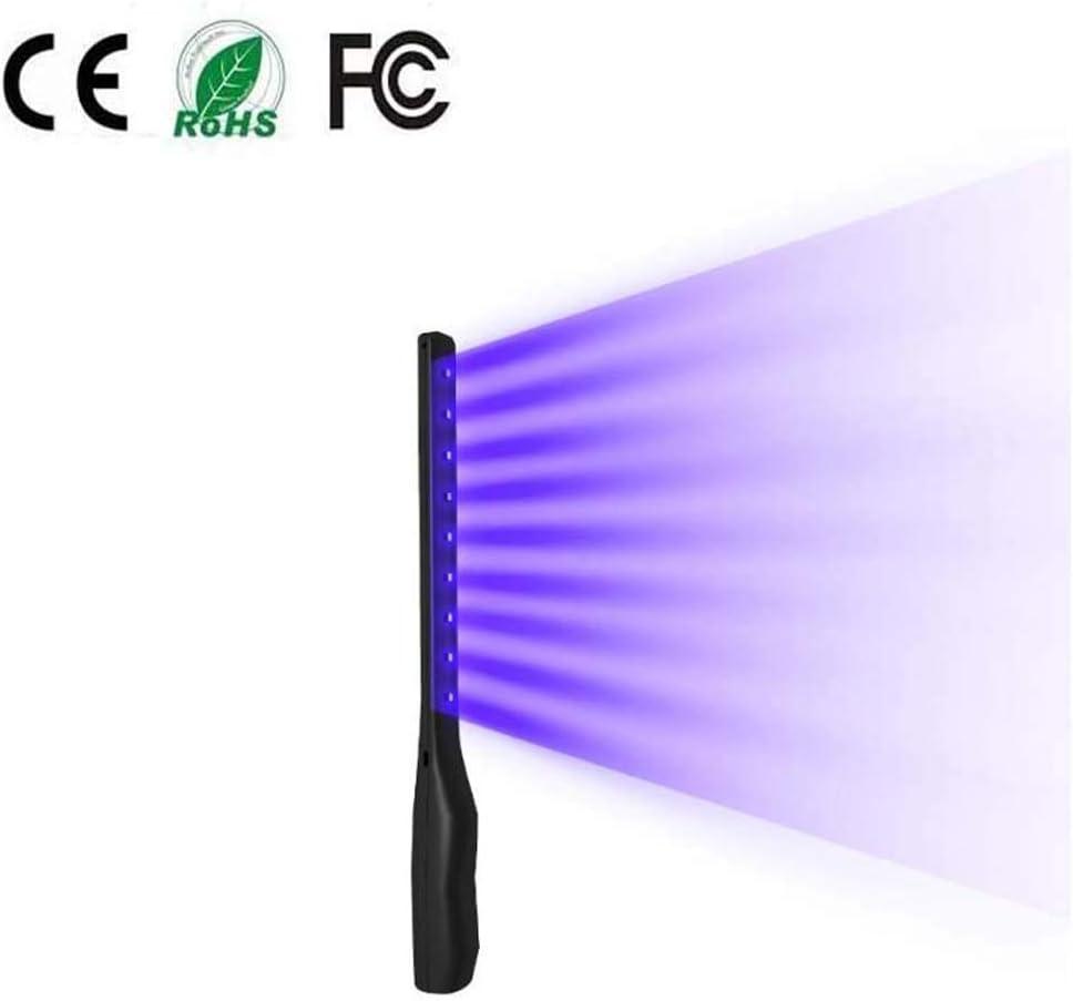 Cocina Habitaciones de Beb/és Mascotas Autom/óviles Ba/ños Viajes Dormitorios GsMeety UV L/ámpara Ultravioleta Germicida UV-C L/ámpara de Esterilizaci/ón al 99.9/% para Hogar