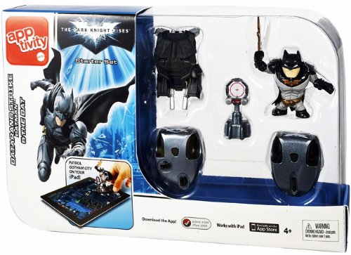Ddi Apptivity The Dark Knight Rises Starter Set (Pack Of 6)