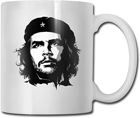 Amazon Com Che Guevara Funny Coffee Mug Cool Coffee Tea Cup 11 Ounces Perfect Gift For Family And Friend Kitchen Dining