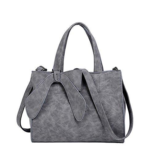 DIUDIU couleur frais à givré unie bandoulière Messenger arcs Dark sac petit Américain et sacs grey d'été sac à Européen 2018 main S46qSr