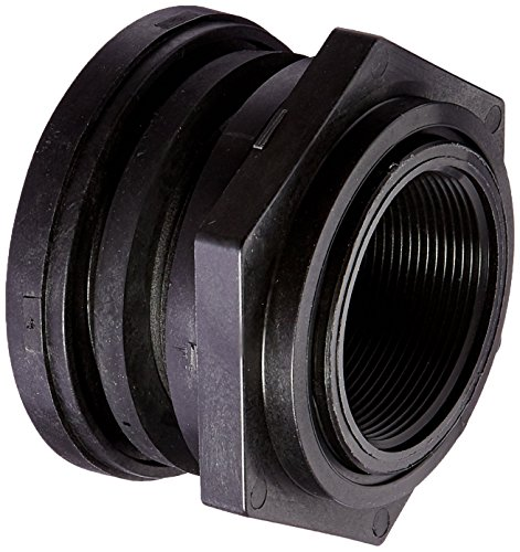 Little Giant AD-BH-2 Bulkhead Fitting for Pond, 2-Inch