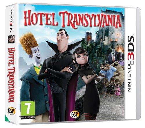 3ds hotel transylvania - 3