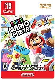 Super Mario Party Standard - Switch [Digital Code]