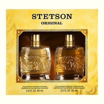 Stetson Original Cologne and After Shave Gift Set (Gift Stetson Set)