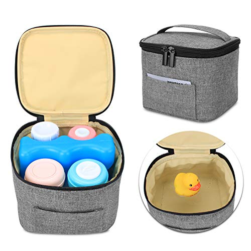 Luxja Breastmilk Cooler Bag