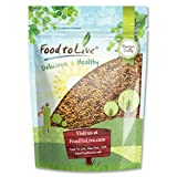Spicy Mix of Sprouting Seeds by Food to Live (Broccoli, Radish, Alfalfa) - 1 Pound