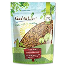 Food To Live ® Spicy Mix of Sprouting Seeds: Broccoli, Radish, Alfalfa (2.5 Pounds)