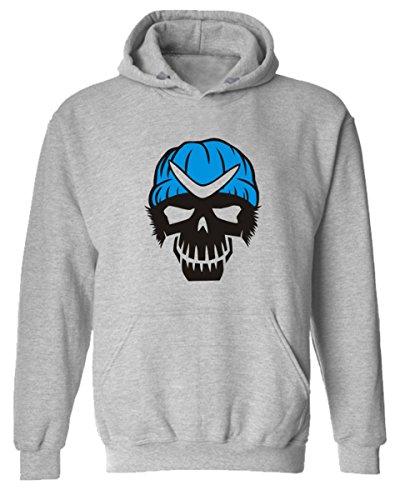 Mujeres Grey Las Hoodies Joker Sweatshirt Con Sudaderas Bluehat Squad Pullover Para Suicide Seraphy De Jumpers Capucha Harley Sudadera Quinn qY1zn80T