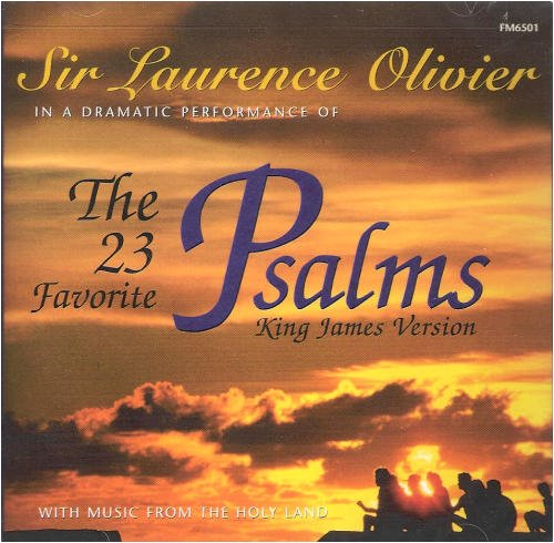 The 23 Favorite Psalms (King James Version) by Frank Music