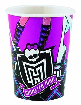 Amscan - Cubertería para fiestas Monster High (RM552247): Amazon.es: Hogar