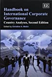 img - for Handbook on International Corporate Governance: Country Analyses, Second Edition (Elgar Original Reference) (Research Handbooks in Business and Management Series) book / textbook / text book