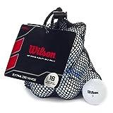 Wilson Extra Distance Golf Balls- 18 Pack