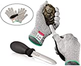 Rockland Guard Oyster Shucking Set- High