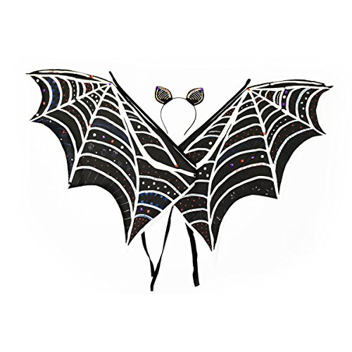 Design Your Own Bat Wings & Ears Kit