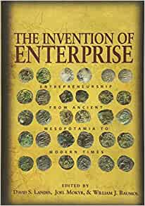 Foundations of Entrepreneurship
