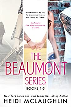 The Beaumont Series Boxed Set by [McLaughlin, Heidi]