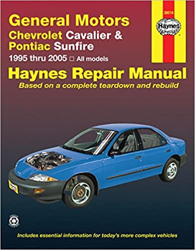 2003 pontiac sunfire service repair manual software