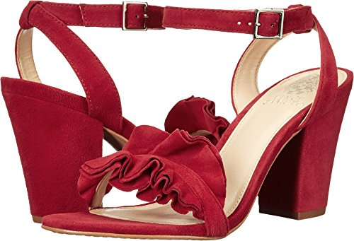 clearance websites free shipping brand new unisex Vince Camuto Women's Vinta Heeled Sandal Cherry Red sale outlet locations official site clearance fake Uru2dMieS