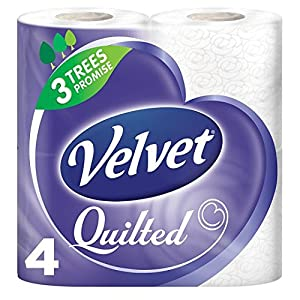Triple Ply Toilet Paper