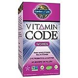 Garden of Life Multivitamin for Women - Vitamin Code Women's Raw...