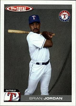 Amazoncom 2004 Topps Total Baseball Card 299 Rian Jordan