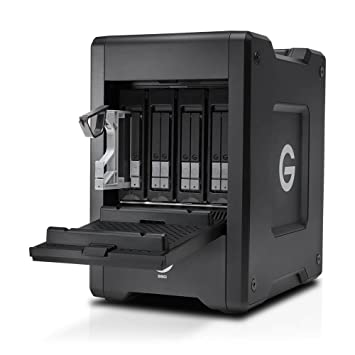G-Technology Shuttle Thunderbolt 3 16000GB Escritorio Negro Unidad ...