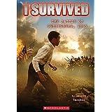 I Survived The Battle Of Gettysburg, 1863 (Turtleback Binding Edition)