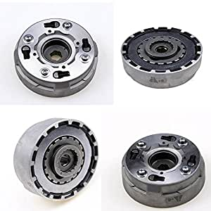 amazon com jcmoto assembly quad clutch semi automatic
