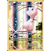 Pokemon - Mew (XY110) - XY Black Star Promos - Holo