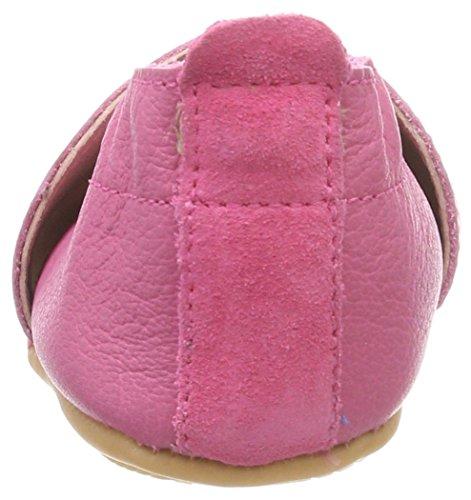 Däumling Unisex Baby Lauri Slipper Pink (Nappa Cf Ciclamino)