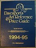 Davenport's Art Reference and Price Guide, 1994-1995, R. J. Davenport, 0961611065
