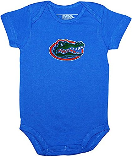 Florida Gators Infant Onesie Creeper ( Choose Size and Color ) (Blue, 0-3 - Onesie Florida